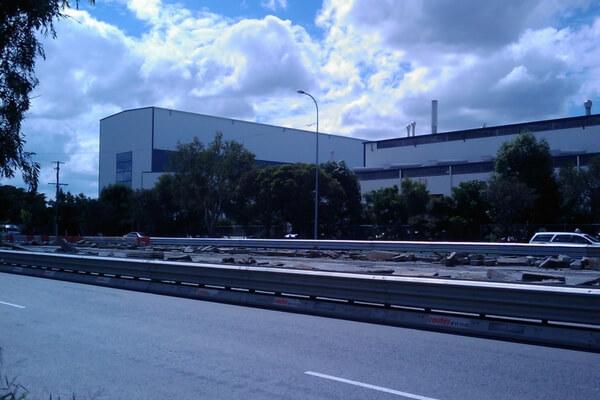 G James Aluminium Extrusion Facility