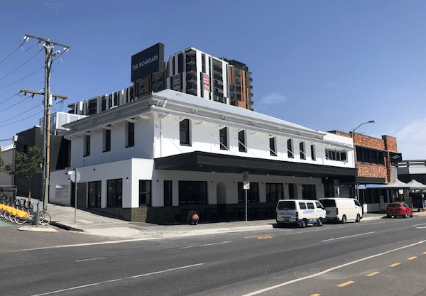 Boundary Hotel, West End