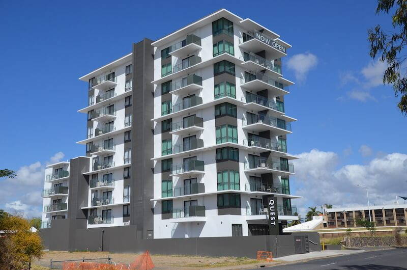 Quest Serviced Apartments at Rockhampton